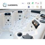 Piscine utilisée de fibre de verre/syndicat de prix ferme du bain SPA/Endless avec le certificat de la CE