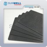 Hoja flexible pura Rolls (SUNWELL B201) del grafito