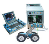 Esteira rolante da inspeção do encanamento do esgoto da tubulação de dreno (TVS-2000)