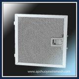 AluminiumEdelstahl-Küche-Abgas-Reichweiten-Hauben-Filter