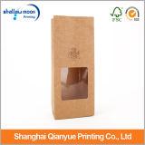 De aangepaste Afdrukkende Zak van de Verpakking van het Voedsel van de Rang van het Voedsel van Kraftpapier (QYCI1509)