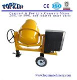 450L Industrial GasolineかDiesel Engine Concrete Mixer