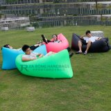Outdoor laybag Lazy Lounger gonflable Canapé-lit / Sac de couchage / Inflatable Air Sacs de couchage
