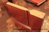 Mutil clássico projeta a porta contínua do MDF do PVC