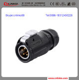 Male Connector Cable Connector에 Waterproof Cable에 여성