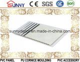 Plafonds de PVC et panneau de mur qualifiés pour la décoration intérieure