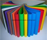 Bâche de protection colorée pour la piscine gonflable