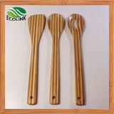 Ustensile de cuisine en bambou Set de 3PCS