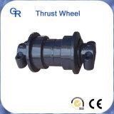 Roda da pressão da escavadora do rolo/máquina escavadora da trilha