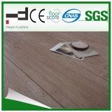 plancher de stratifié de surface d'Eir de chêne blanc de V-Cannelure de 12mm