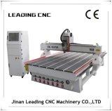Máquina de gravura de madeira do CNC do router (GX-1530)