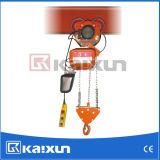 تتحرك الرافعة الكهربائية (HHDD-H0.5، HHDD-K3)