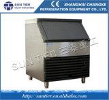 Máquina do gelado de máquina de gelo do floco de neve/fritada de Tailândia