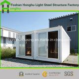 Hochfester Stahlkonstruktion-Landhaus-Typ Behälter-Haus