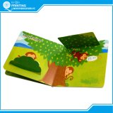 Livro do enigma da cor da impressão para a criança