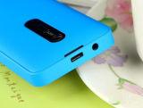 Cinq couleurs initiales pour le téléphone cellulaire de Nokia 301
