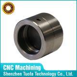 CNC die de Draaiende het Draaien Delen van het Titanium machinaal bewerken