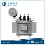 3 Transformator van de Macht van de fase 33kv 5000kVA de Olie Ondergedompelde