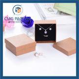 Caixa agradável do bracelete da jóia da cor-de-rosa do projeto (CMG-PJB-117)