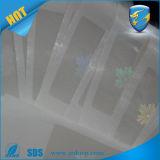 Clear su ordinazione Holographic Overlay Stickers per Cards