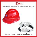 良質のプラスチック注入の安全ヘルメット型