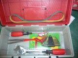 Eislutschbonbonmaschine der Eislutschbonbon-Verpackungsmaschine zusammen