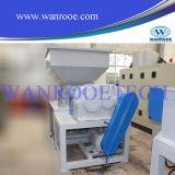 Máquina Shredding de madeira do único eixo