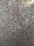 カウンタートップまたは虚栄心の上またはベンチの上またはフロアーリングまたは壁ののためのCaledoniaの花こう岩の平板タイル