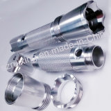 China CNC Machining Service für Aluminum Police Flashlight
