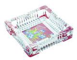 Het uitstekende kwaliteit Gekleurde Vaatwerk kb-Jh06155 van het Asbakje van het Glas