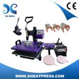 Machine universelle de presse de la chaleur des prix portatifs de qualité