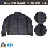 Qualità di modo degli uomini esterno di inverno alta giacca imbottita