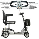 Vier Räder Schwer-Eingabe elektrischer Mobilitäts-Roller mit Taiwan-Motor (NY-TW26)
