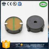 Mini capteur piézo-électrique d'avertisseur sonore magnétique