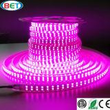 doppio indicatore luminoso di via di riga LED di 120LEDs SMD5050RGB per la decorazione di natale