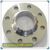アルミニウムASTM B247 B221 5052溶接首のフランジ