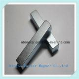Ímã do Neodymium do bloco N45 com chapeamento do zinco