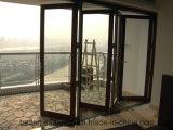 Puerta BI-Plegable de aluminio de la alta calidad moderna del estilo