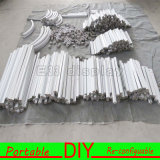 Будочка выставки самомоднейшей Backwall ткани DIY портативная разносторонняя