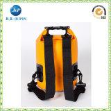 bâche de protection de PVC 500d nageant le sac à dos de sac sec, sacs secs de logo de paquet imperméable à l'eau fait sur commande d'océan (JP-WB026)