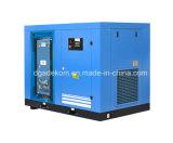 Compresor de aire inmóvil del tornillo de la lubricación controlada del inversor (KE110-08INV)