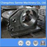 La trituradora hidráulica con varios cilindros del cono parte el soporte del cojinete