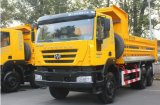 Nouveaux verseur de Kingkan 8X4/camion film publicitaire de décharge