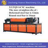 Штанга супер автомата для резки провода Nc качества стальная выправляя машину
