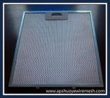 Filtri di alluminio dal cappuccio dell'intervallo dello scarico della cucina dell'acciaio inossidabile