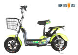 ペダルの電気スクーター48V20ahの鉛酸蓄電池と使用できる500W大人の電気バイク