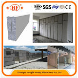 El panel de pared Hongfa Marca EPS Cemento peso ligero panel de la máquina