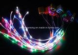 Luz de tira impermeable de la luz de la cinta de los zapatos LED del RGB