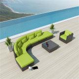 Insieme sezionale modulare esterno del sofà del patio caldo di vendita