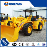 XCMG Mini 1.5ton Wheel Loader Lw158 met 0.7cbm